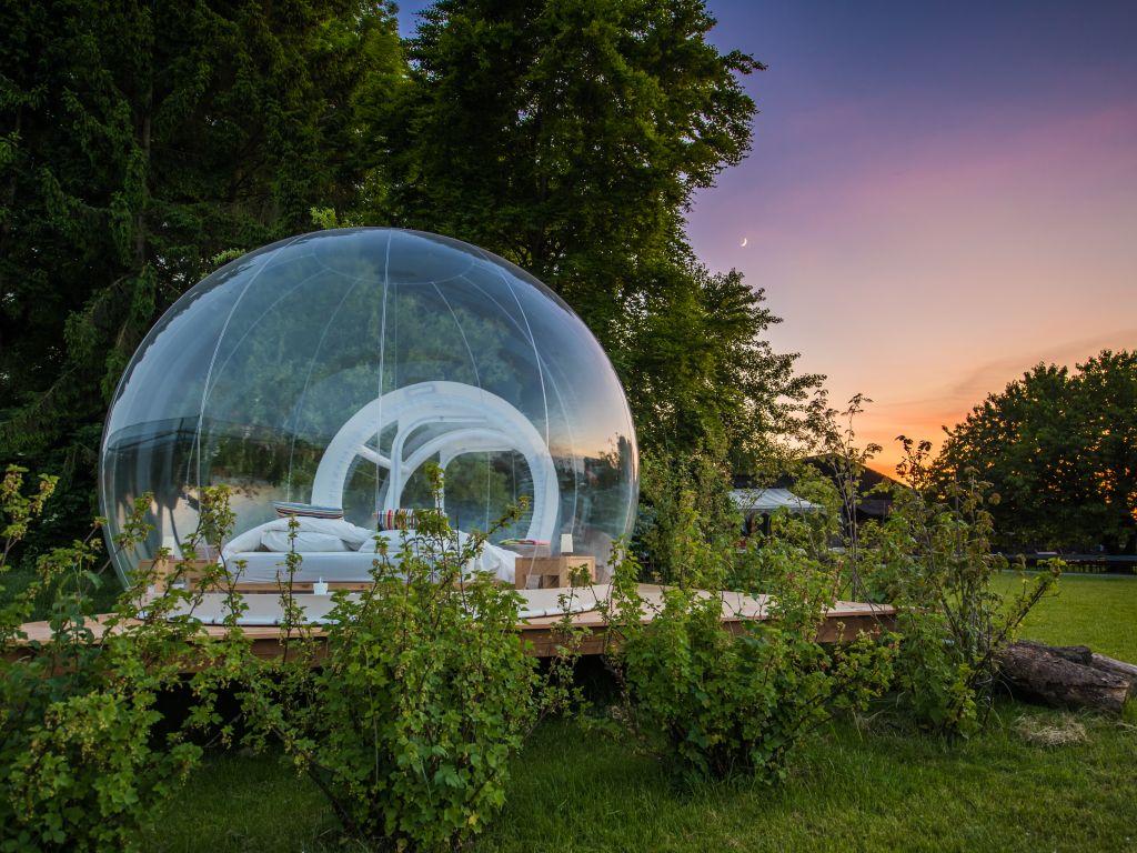 aussergewöhnliche Schweizer Hotels