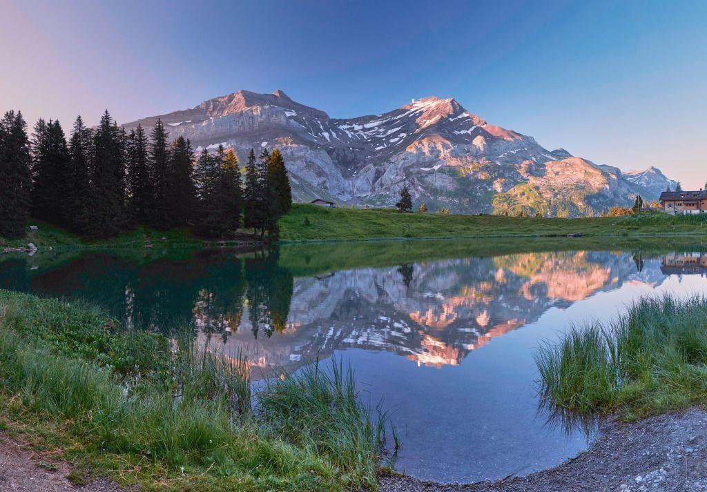 Bergseen der Waadtländer Alpen
