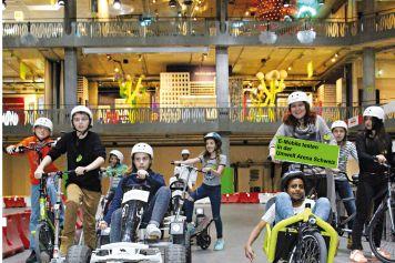 Gewinnen Sie 1 Familieneintritt für die Sommer Family Days in der Umwelt Arena Schweiz