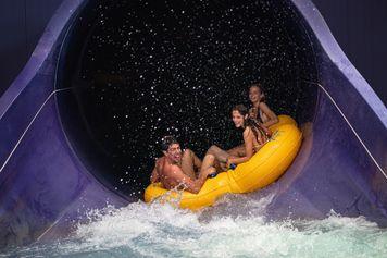 Gewinnen Sie ein Familienticket ins Splash & Spa Tamaro