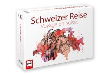 Spielend die Schweiz entdecken