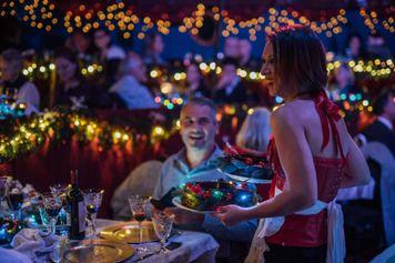Gewinnen Sie eine unvergessliche Nacht im Weihnachts-Varieté Roggwil