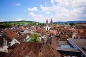 Stadt Winterthur und Region