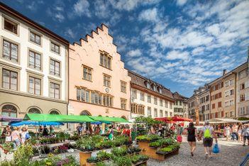 Kulinarischer Spaziergang durch die Altstadt von Biel