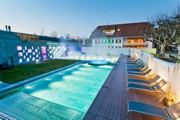 Wellness & Spa im Thermalbad vor den Toren Zürichs