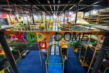 Kinder- und Erlebniswelt Kiddy Dome in Rohrbach