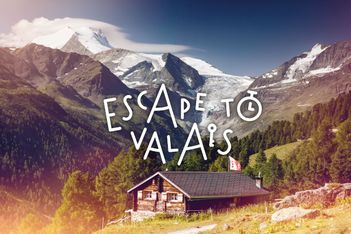 Escape To Valais: ein Online-Escape Game zum Wallis