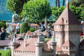 Die Schweiz im Taschenformat – exklusiv im Swissminiatur in Melide