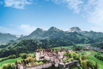 Ein Aufenthalt in La Gruyère zu bestem Preis-Leistungs-Verhältnis