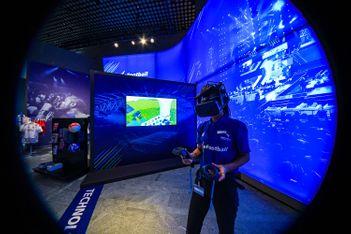 Neue Ausstellung zu eFootball im FIFA Museum in Zürich
