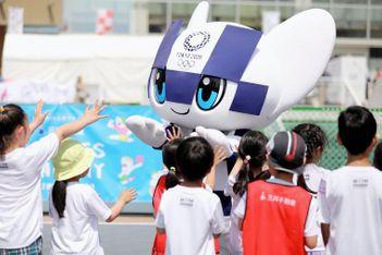 « Tokyo 2020 Sport X Manga » im Olympischen Museum in Lausanne