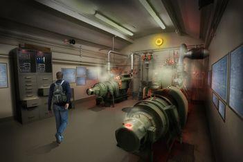 Fort de Chillon - Bunkergeschichte Zum Anfassen