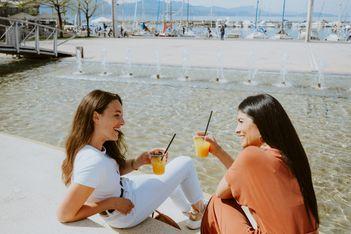 Strände, Bäder und erfrischende Aktivitäten: Gönnen Sie sich einen exotischen Urlaub an den Seen und Flüssen des Kantons Waadt!