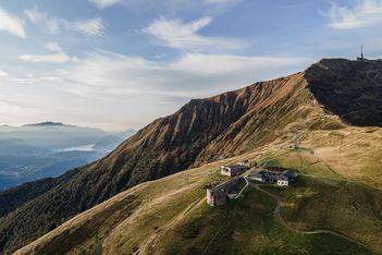 Vielfältiger Spass auf dem Monte Tamaro mit Seilpark, Rodelbahn und mehr