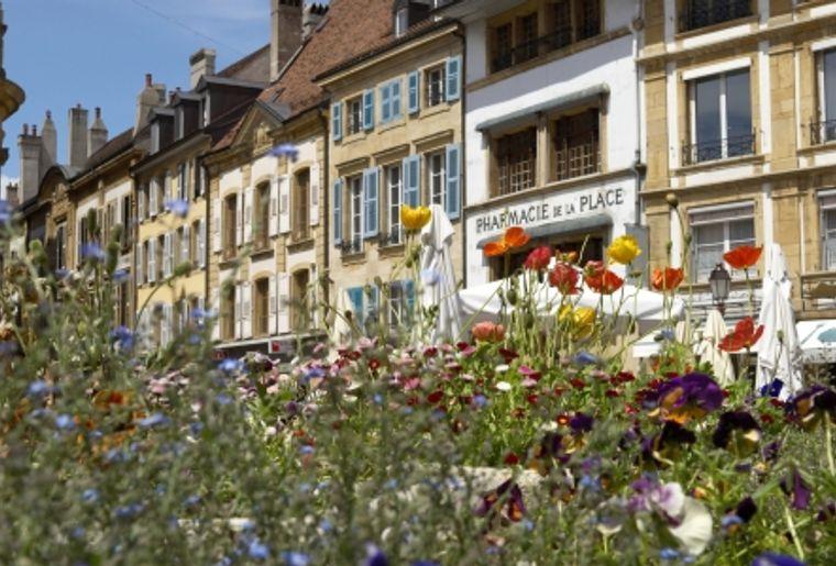 Yverdon Les Bains Grand Hotel