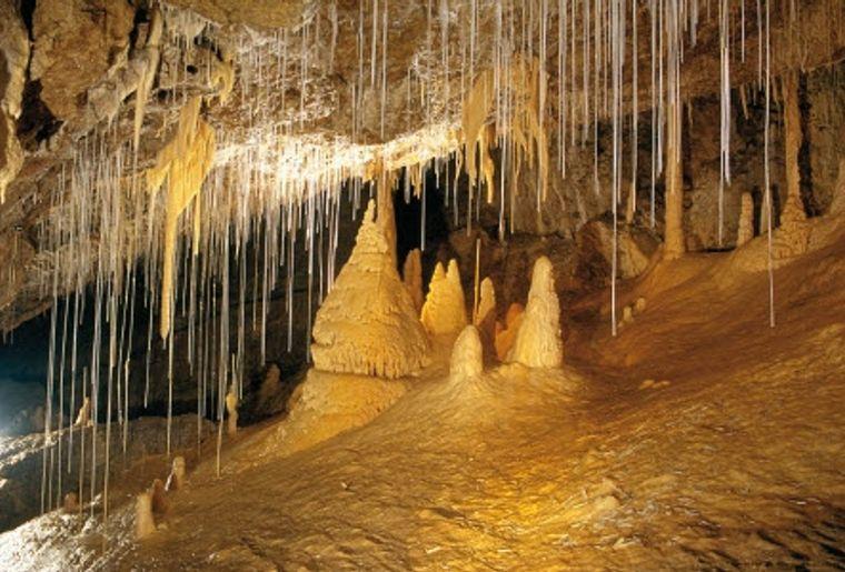 Die Grotten von Vallorbe - Vallorbe