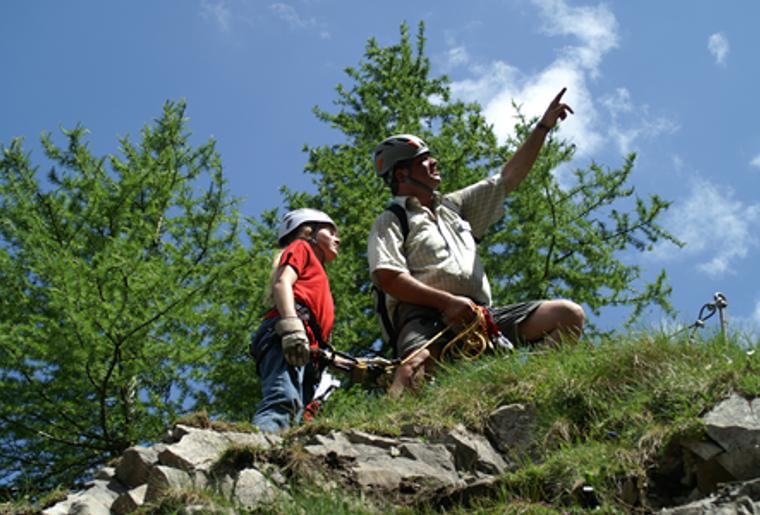 Klettersteig Basel : Klettersteige von leicht bis schwer planetoutdoor