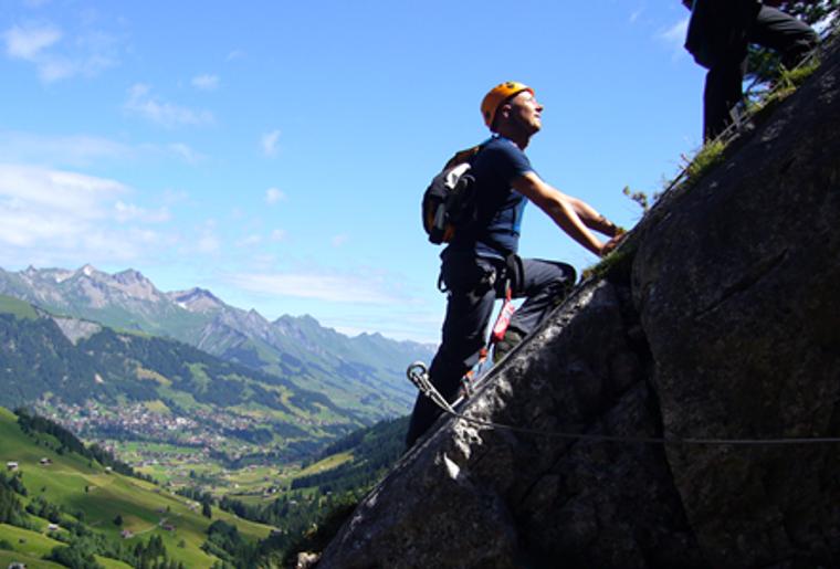 Klettersteig Basel : Klettersteigkurs anfänger schwarzwald freiburg do be training gmbh