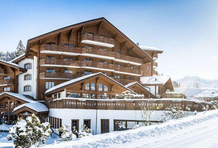 Chalet Royalp Hotel Spa Villars Sur Ollon Waadt Aktivitaten