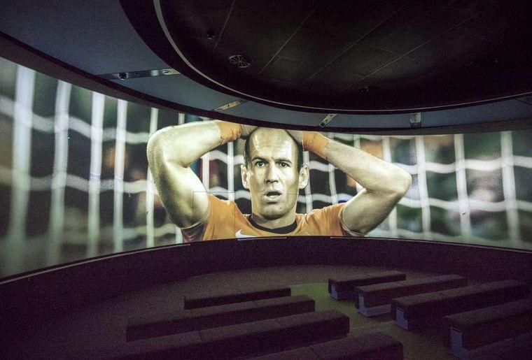 FIFA World Football Museum Zürich Kino Panorma.jpg