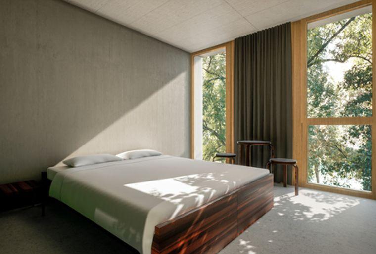 Jugendherbe Schweiz Bern Zimmer.jpg