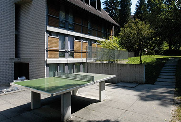 Jugendherberge Schweiz Luzern Ping Pong Tischtennis Fun.jpg
