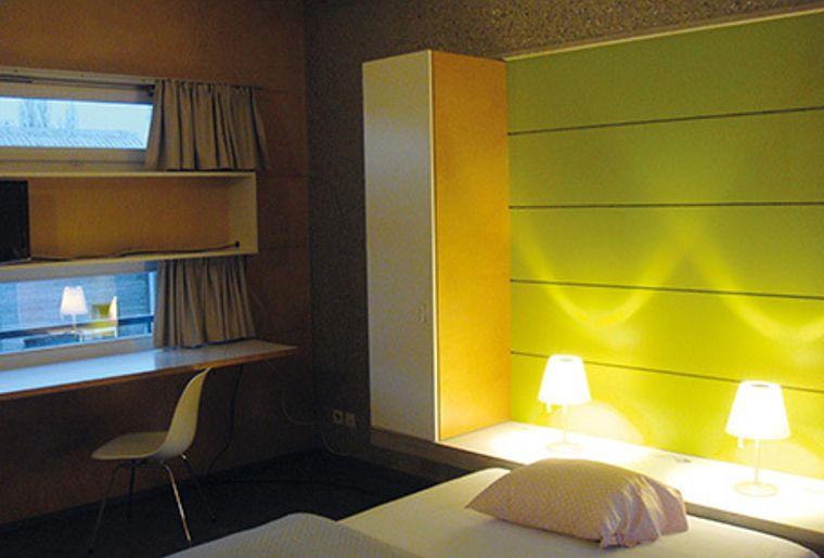 Jugendherberge Schweiz Lausanne Zimmer.jpg