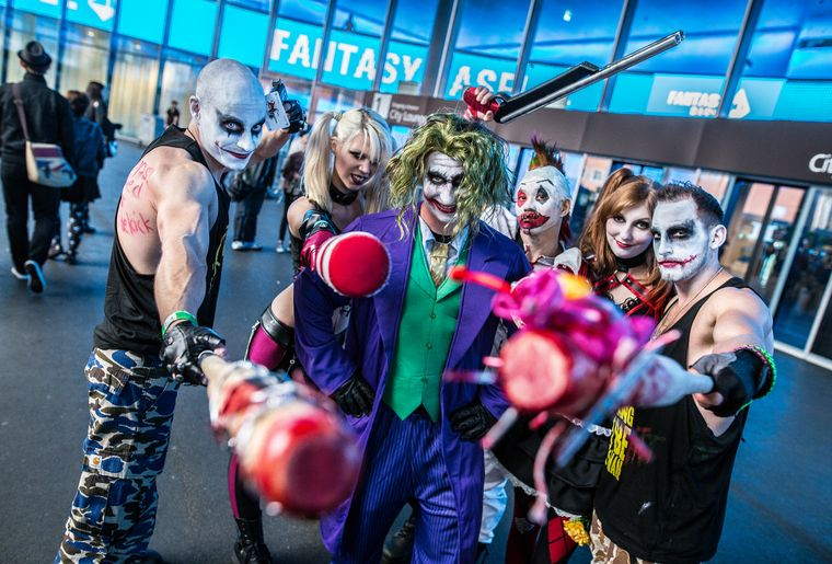 Fantasy Basel - The Swiss Comic Con 2017