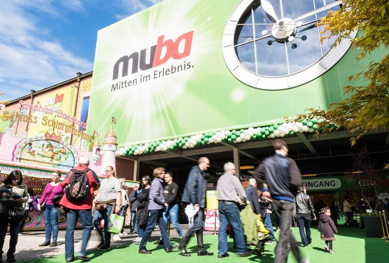 muba 2017 in Basel
