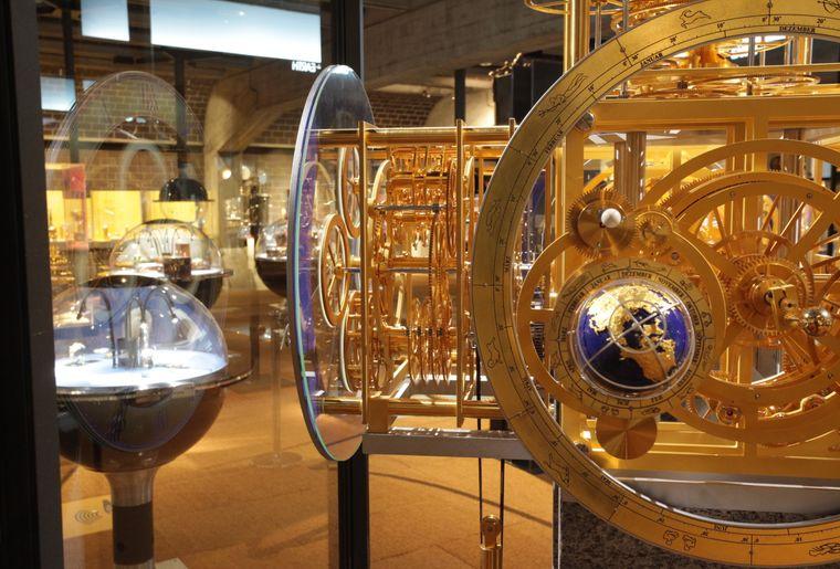 Musée international d'horlogerie - La Chaux-de-Fonds