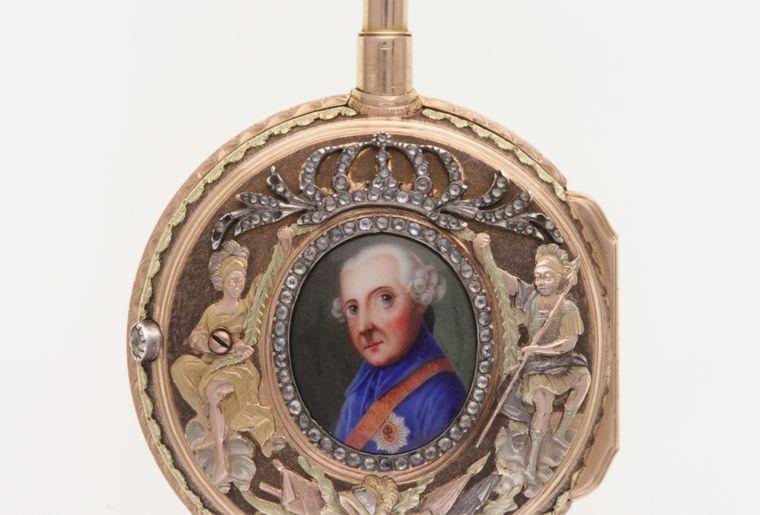 Ausstellung neuer Anschaffungen im Musée international d'horlogerie