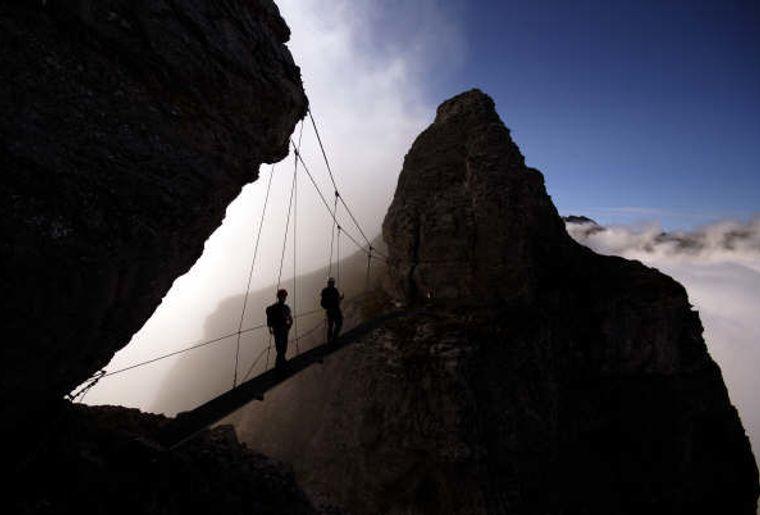 Klettersteig Bern : Klettersteige braunwald aktivitäten freizeit