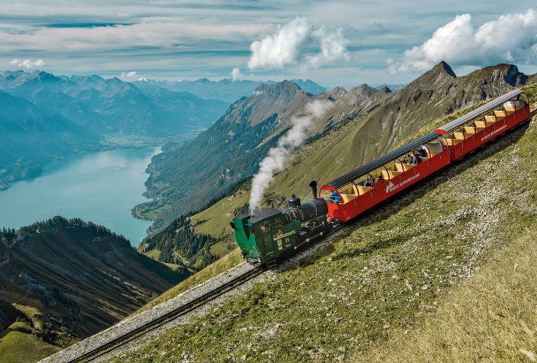 Die spektakulärsten Bergbahnen der Schweiz
