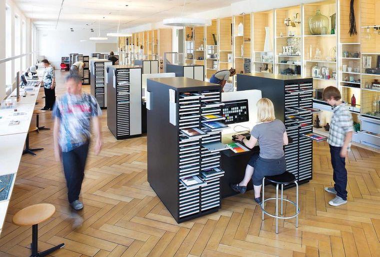 Gewerbemuseum Material-Archiv Winterthur c Michael Lio.jpg