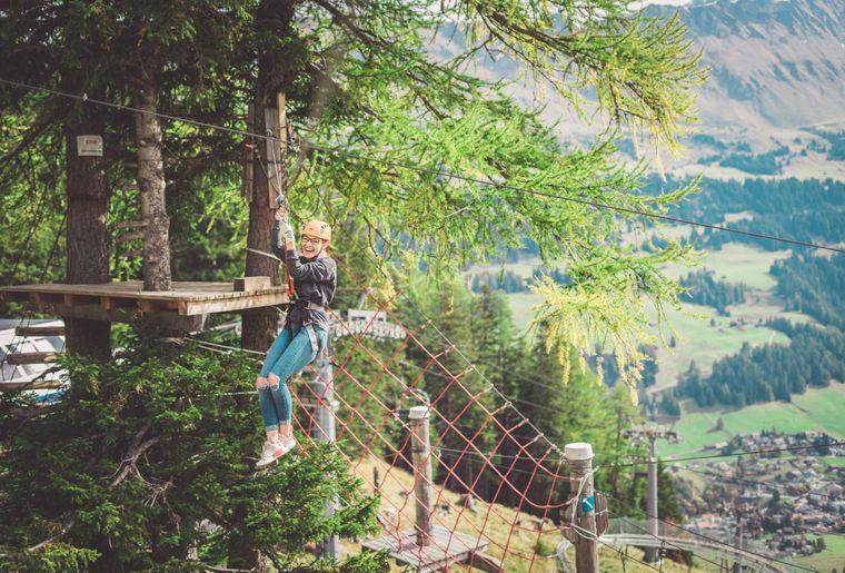 Seilpark ©Pradaschier. Der Erlebnisberg..jpg