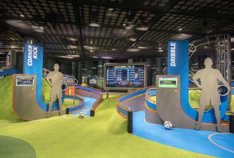 FIFA World Football Museum Flipper Fun.jpg