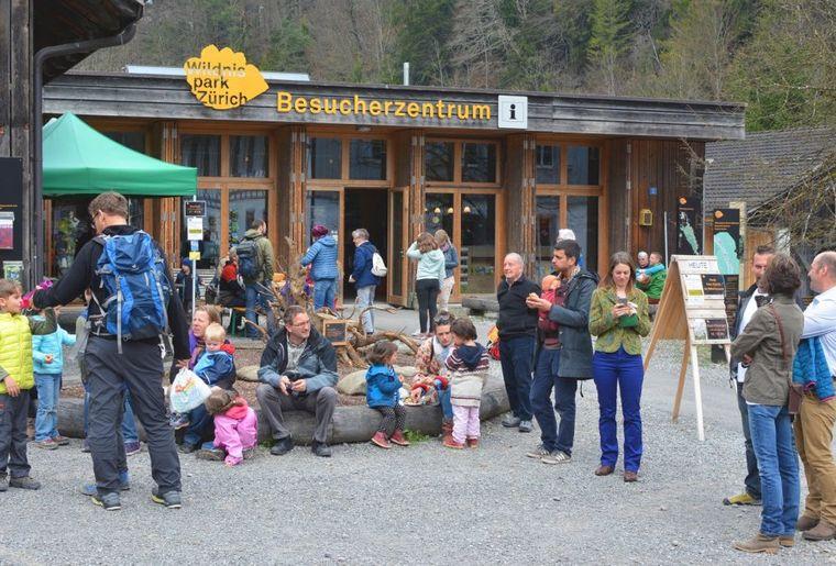 Tierpark Langenberg Wildnispark Zürich Besucherzentrum.jpeg