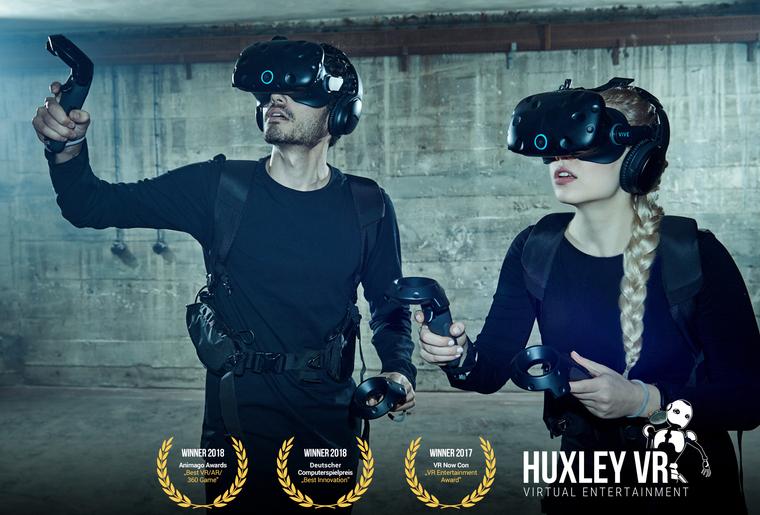 eine Mission in einer virtuellen Welt voller Rätsel