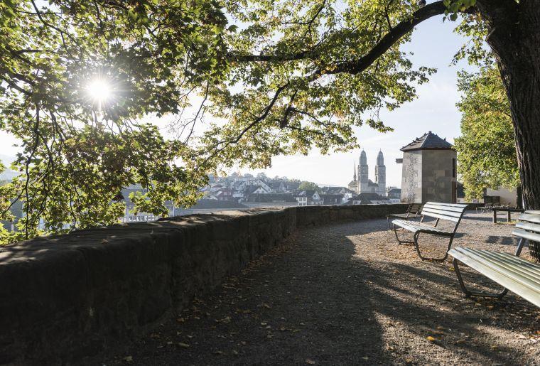 Zürich ausblick