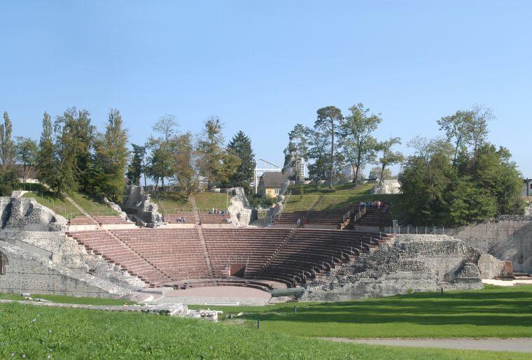 TheaterFront AugustaRaurica