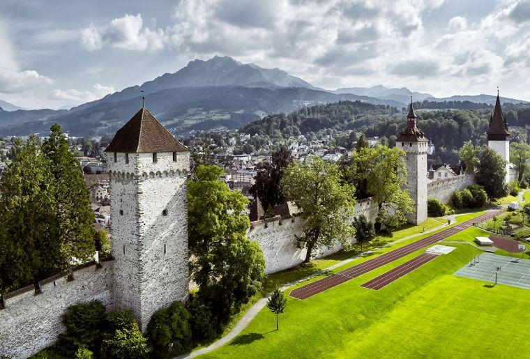 Luzern Tourismus Musegg