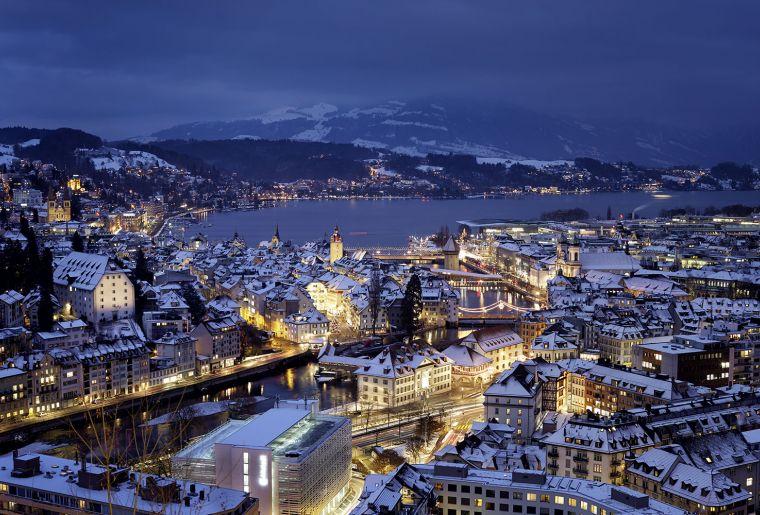 Luzern Tourismus Winter