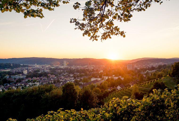 Naturplätze in der Stadt Winterthur