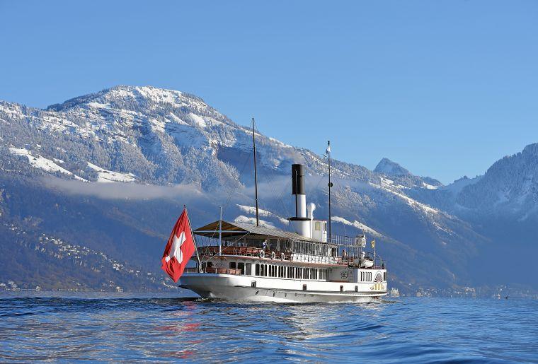 Schifffahrtsgesellschaft des Vierwaldstaettersees (SGV)