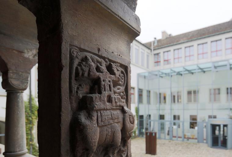 Museumseingang mit Pfalzhof © Museum zu Allerheiligen Schaffhausen.png