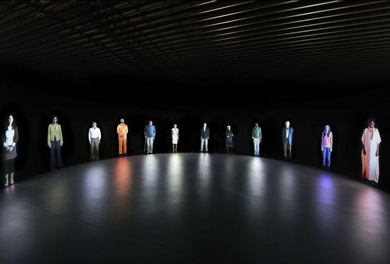 IKRK Museum Der Raum der Begegnungen – ©MICR photo Alain Germond.jpg