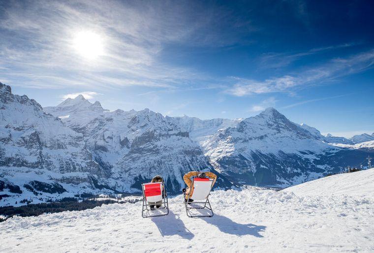 Snowboarden im Skigebiet Grindelwald-First in der  Jungfrauregion 2 c Jungfrau Region.jpg