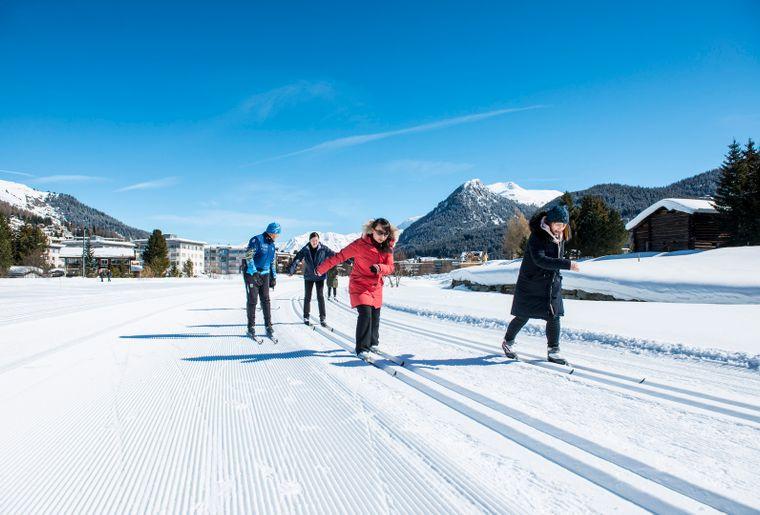 Langlauf_China_Chinesen_Schule_Winter_(C) Foto: Destination Davos Klosters / Christian Egelmair.jpg