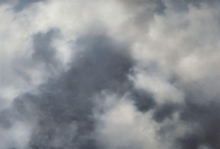 Gerhard Richter, Wolken, 1970 Öl auf Leinwand, 200 × 300 cm Museum Folkwang, Essen.jpg