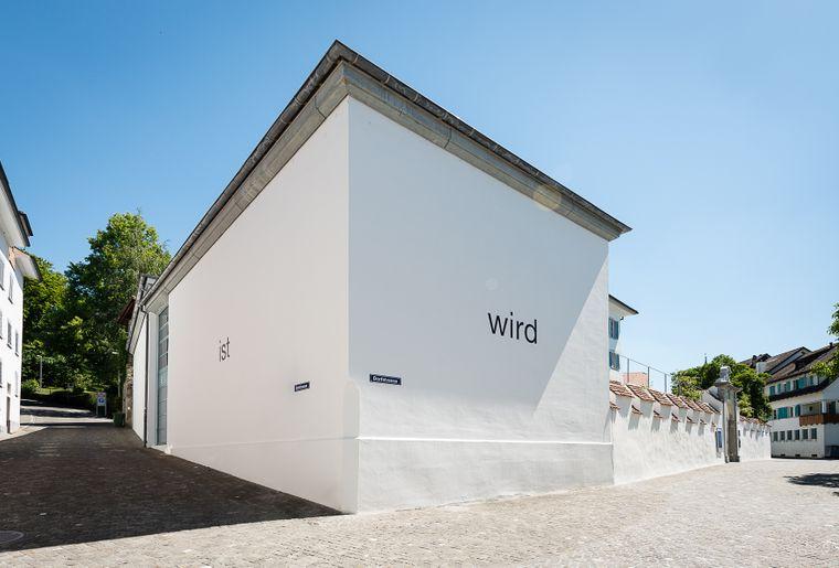 Heinz Gappmayr, ist - wird, 1996, Kunsthaus Zug, 2018, Foto Jorit Aust Photography.jpg